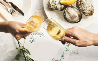 OYSTERS BUBBLES AND BLANC FESTIVAL