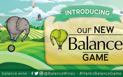 PLAY THE BALANCE GAME AND WIN DISCOUNTS ON BALANCE WINES