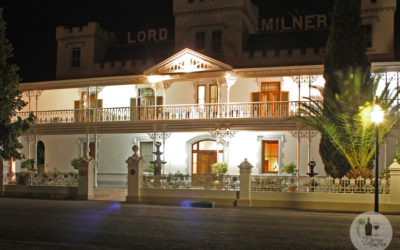 FOUR GHOSTS AND A WEDDING IN MATJIESFONTEIN