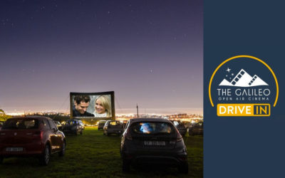 THE GALILEO DRIVE-IN, CAPE TOWN