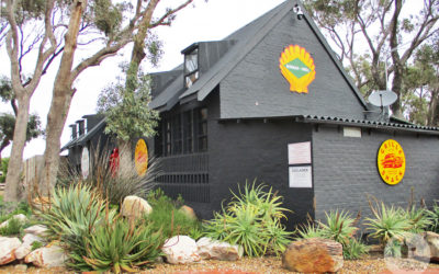 THE GRILLE SHACK, CLARENCE DRIVE, WESTERN CAPE